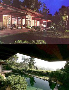 Anais Nin's home in Silverlake, CA