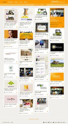 inetis website - home