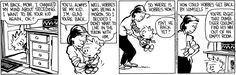 Calvin and Hobbes by Bill Watterson for Sep 22, 2017 | Read Comic Strips at GoComics.com