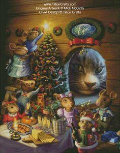 Epic Christmas: tiltoncrafts.com