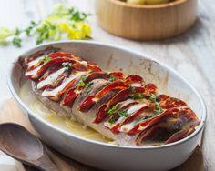 Un filet mignon farci à la coppa et à la mozzarella: rapide à réaliser et délicieux, il épatera vos invités!