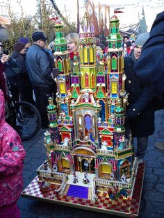 Christmas tradition in Krakow: Nativity Scene Contest (72nd)