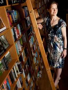 Time magazine declares Ann Patchett, one of the most 100 most influential people in the world!