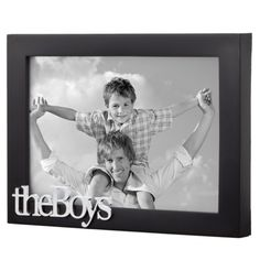 """The Boys Picture Frame - 5x7"""""""