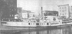 On September 6, 1860, the Lady Elgin left Milwaukee with approximately 400 passengers to head to Chicago.