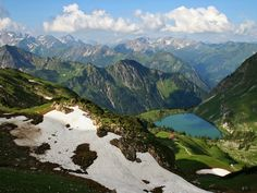 Would love to live in that little red house. Allgäu, Germany [2560x1920] - Imgur