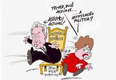 BLOG DO ALUIZIO AMORIM: Sponholz: Temer toma posse...