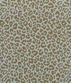Shop P. Kaufmann Panthera Celedon Fabric at onlinefabricstore.net for $14.15/ Yard. Best Price & Service.