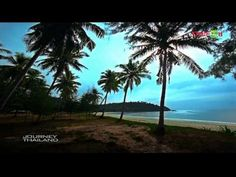 In this edition of Journey Thailand we're taking you the idyllic beaches and natural beauty of Trang and Satun. And today we'll learn about a signature Southern Style dish: Kua Kling Kradook Moo. Footage provided by the Tourism Authority of Thailand.