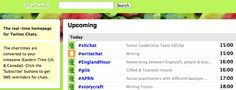ChatSalad is a great way to stay current with your favorite Twitter Chats! Subscribe and participate!