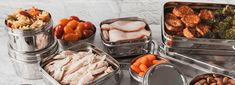 Canadian brand Dalcini Stainless believes in providing the safest, most durable and low maintenance stainless steel food containers on the market. Plastic Eggs, Food Containers, Eco Products, Picnics, Spotlight, Picnic