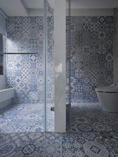 Klik hier en bekijk deze prachtige badkamer!