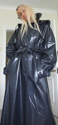 Raincoats For Women WomenS Jackets Girls Raincoat, Black Raincoat, Pvc Raincoat, Hooded Raincoat, Vinyl Raincoat, Raincoats For Women, Jackets For Women, Accessories, Jackets