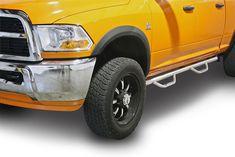 FLZ409205 Dodge Ram True Edge Sportz Flares in Matte Black