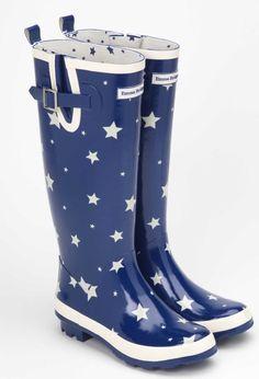 Emma Bridgewater Ladies Wellies - Stars - various sizes | eBay