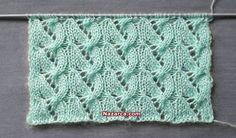 2019 Modell Knot Knecessarily Known Knitting: Symmetrisches Garn über Netzmuste& Knitting Stiches, Lace Knitting, Knitting Socks, Knit Crochet, Ladies Cardigan Knitting Patterns, Knit Patterns, Stitch Patterns, Cross Stitch Kitchen, Crochet Videos