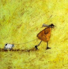 Sam Toft. British Artist ~ Blog of an Art Admirer