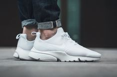 Effortless Style With The Nike Air Presto Fly Triple White