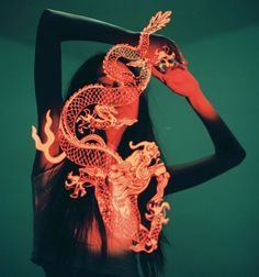 girl with the dragon tattoo Azula, Moon Child, The Last Airbender, Double Exposure, Aesthetic Wallpapers, Find Image, Outfit Of The Day, Poppies, We Heart It