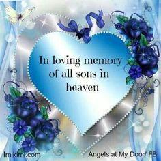 For you my precious son