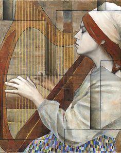 Sergio Cerchi*  more harp stuff