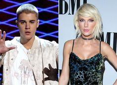 """Are Justin Bieber and Taylor Swift calling a truce? He posted a video of himself singing her """"Teardrops on My Guitar"""" — and Taylor noticed and liked the post."""