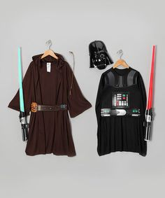 Look what I found on #zulily! Star Wars Battle Trunk Dress-Up Set - Kids by Star Wars #zulilyfinds