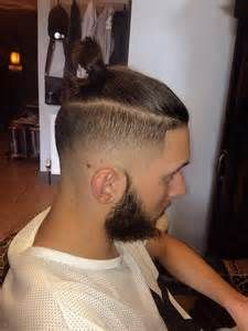 men's top knot - Yahoo Image Search results