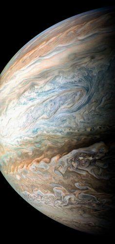 Jupiter - September 1 2017 NASA/JPL-Caltech/MSSS/SwRI/Kevin M. Gill