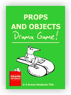 Three pages of props ready to print out, cut apart and put in a hat, plus four activities to try with your group.
