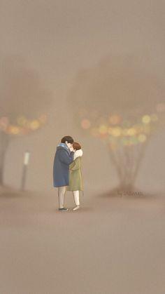 Cute Couple Drawings, Cute Couple Cartoon, Cute Couple Art, Cute Cartoon Drawings, Anime Love Couple, Cartoon Pics, Anime Couples, Cute Couples, Anime Love Story