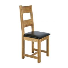 Direct Home Living Country Oak Dining Chair - Dining Room from Direct Home Living UK