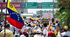 """Jesús """"Chúo"""" Torrealba, secretario general de la Mesa de Unidad Democrática, hizo un llamado para que el próximo lunes 6 de junio se reiteren las voluntade"""