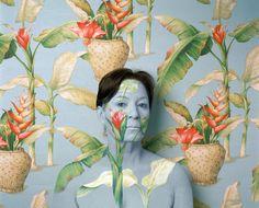 Autorretratos camuflados de Cecilia Paredes