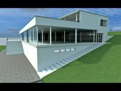 Ludwig Mies Van Der Rohe - Tugendhat House