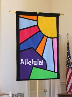 Easter Banners for Church | Easter banners
