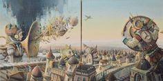 Oferta Galerii Quantum: Tomasz Sętowski, Wysłannik Czasu