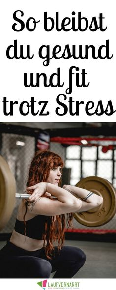 Gesund & fit bleiben in stressigen Phasen – Die besten Tipps You have a lot of stress, but still want to stay healthy and fit? Here are the best tips! Advantages Of Exercise, Benefits Of Exercise, Health Benefits, Stress Management, Gut Health, Health Fitness, Bodybuilding, Mental Training, Yoga Quotes