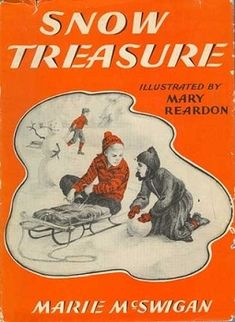 Snow Treasure - WWII novel