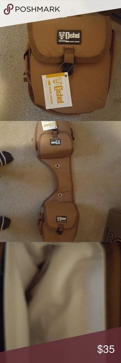 Horse Saddle bags NEW These are by CASHEL...BRAND NEW WITH TAG..there is insulation in the deep side pockets....very nice saddle bags! Cashel Other