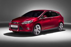 2012 Ford Focus 5-door Hatchback.