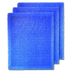 15x20x1 Furnace Air Filter  Dynamic Equivalent Air Cleaner Refills   3 Pack