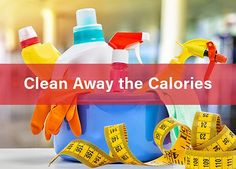 Burn calories as you clean. Discover cleaning hacks, stain removal tips and more in our blog post!