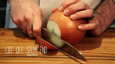 How-To Tuesday: Chop Onions