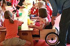 Bewegliches Klassenzimmer - Integrative Waldorfschule Emmendingen