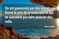 Citation Prix, Radis & Pousser (Michel Audiard - Phrase n°61867) - CITATION CÉLÈBRE