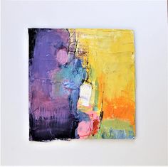 painting abstract painting colorful acrylic painting wall