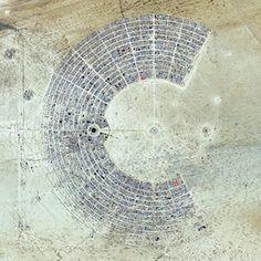 Burning Man, Black Rock Desert of Nevada, US