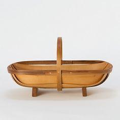 Myrtlewood Garden Basket at terrain