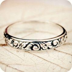 On Sale  Renaissance Romance  Sterling Silver by lovestrucksoul, $22.00